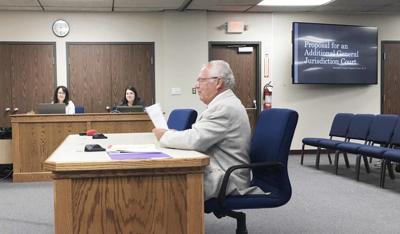 Judge Dean Colvin