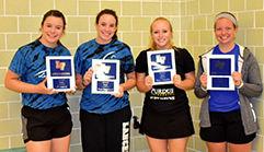 LV tennis awards