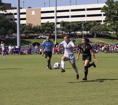 Ladyjacks soccer finishes SLC season to place for conference tournament
