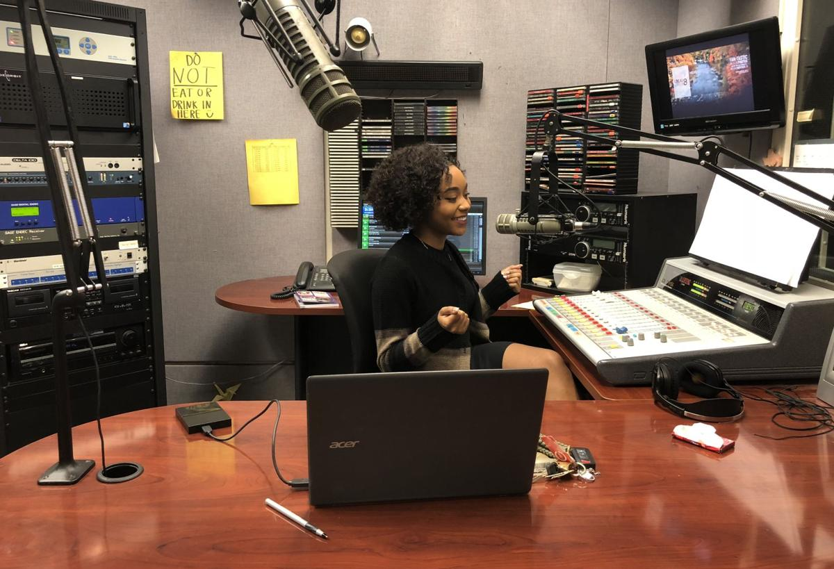 Radio station gives students hands-on experience