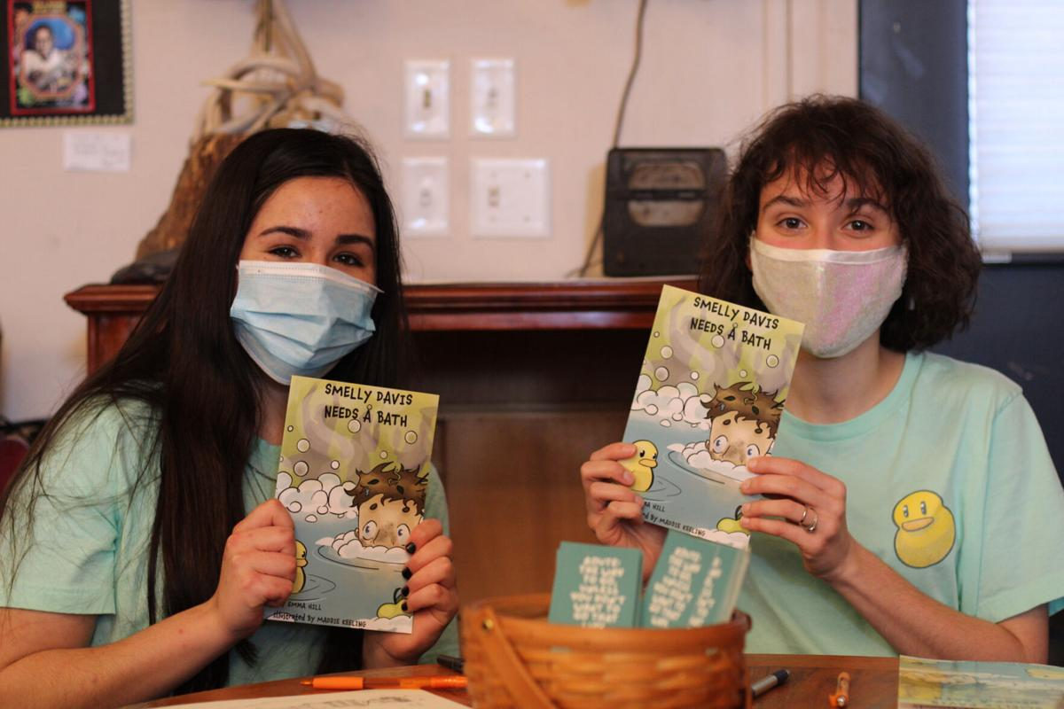 Self-published children's book breaks records at The Bosslight Bookstore reading