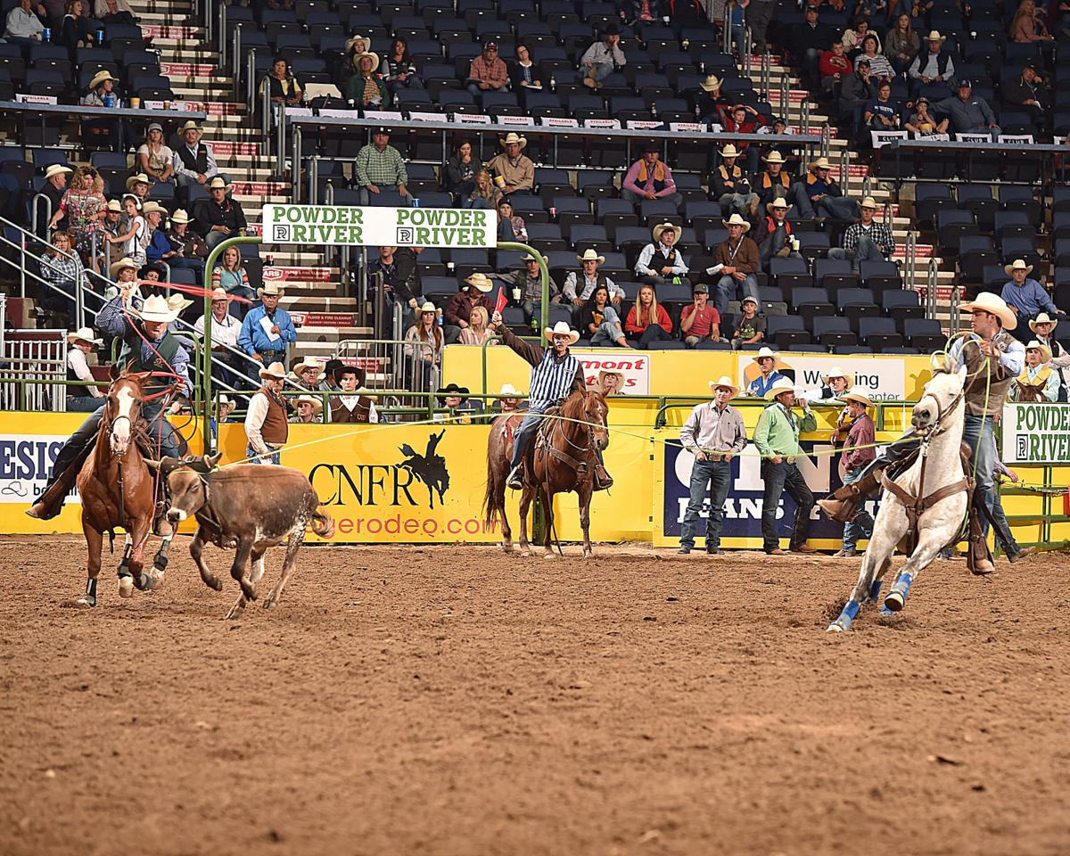 SFA freshman competes at 2019 College National Finals Rodeo