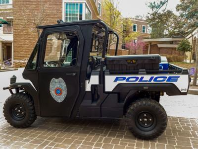 UPD aims to reach more of campus with new vehicles