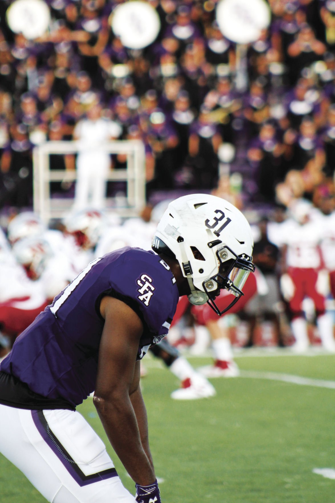 SFA comes off first win of the season to face Sam Houston in the Battle of the Piney Woods