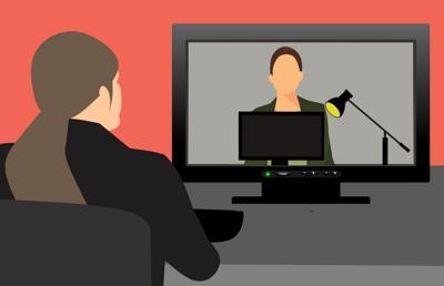 Professors adjust to online classes