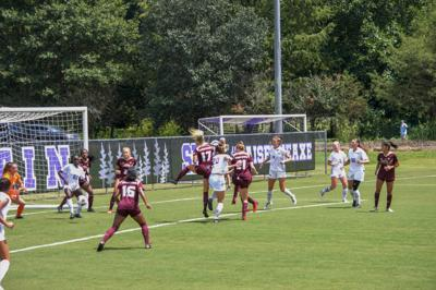 Ladyjack soccer faces Texas State in second home game this season