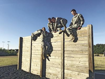 ROTC teams compete in annual Ranger Challenge Competition