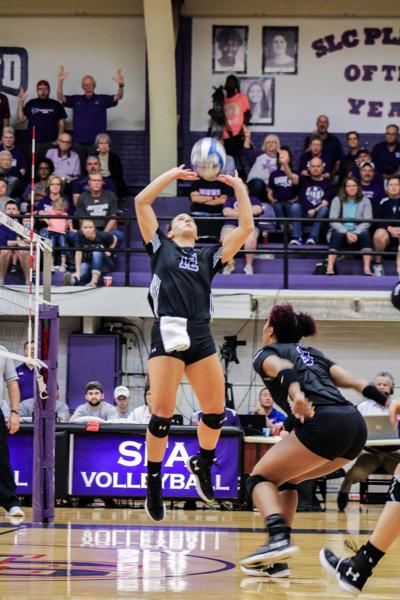 Returning champions to compete at NU volleyball tournament