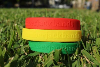 """Color-coded """"contact bands"""" to express student boundaries"""