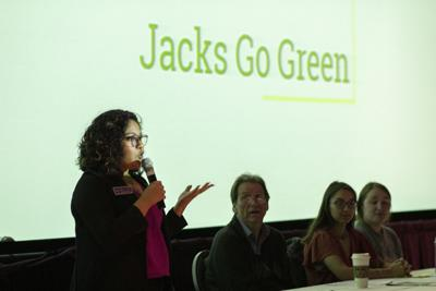$5 per semester green fee voted yes by students