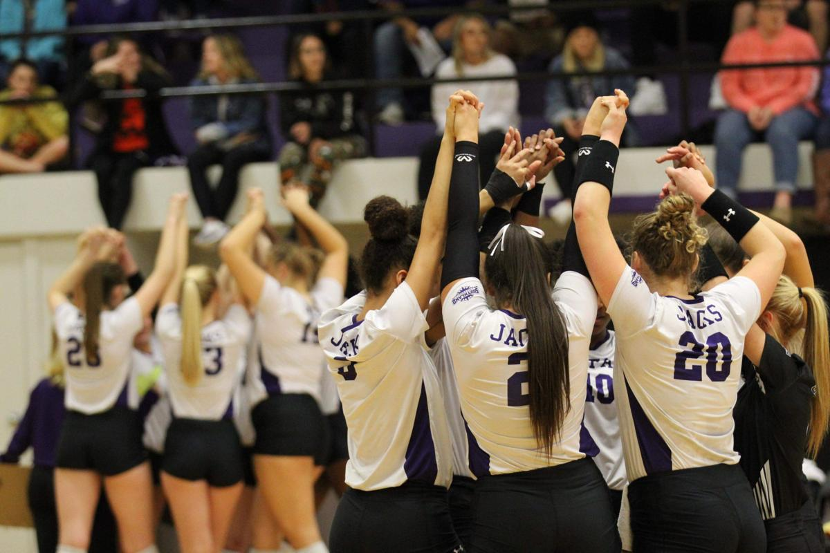 Ladyjacks take Halloween win against Bearkats