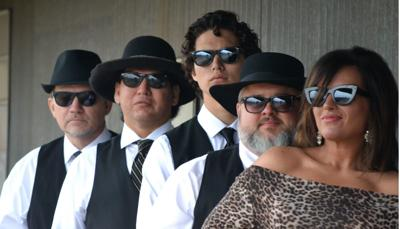 Review: Brick Street Blues Band brings fun and energy