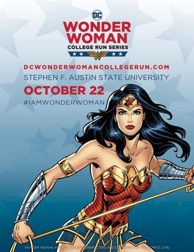 Campus Rec partners with Wonder Women Run series for 10th annual Homecoming week 5K