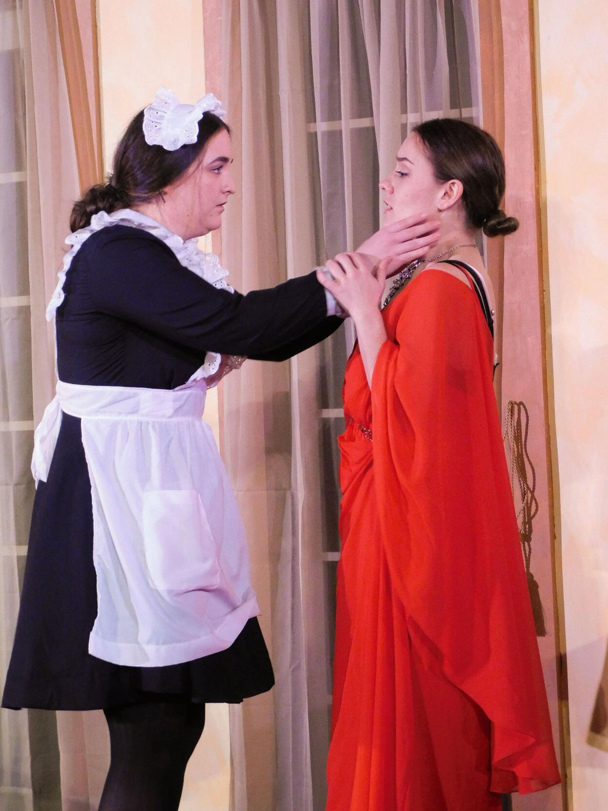 """REVIEW: College of Fine Arts puts on production of """"The Maids"""""""