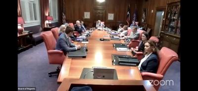 SFA Board of Regents decides not to revoke President Scott Gordon's contract