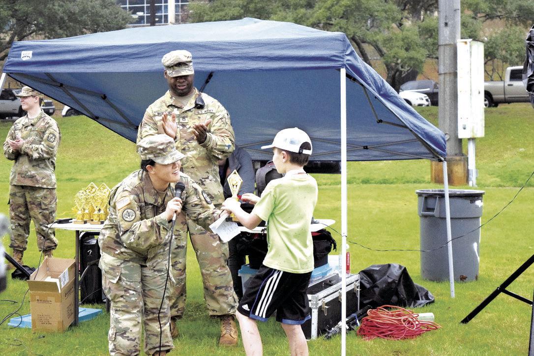 SFASU Army ROTC celebrates 50th anniversary