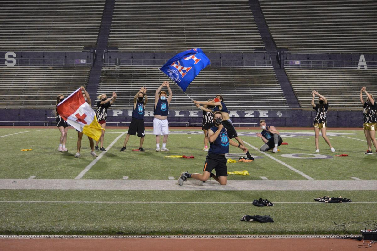 Organizations celebrate Greek Week with games and contests