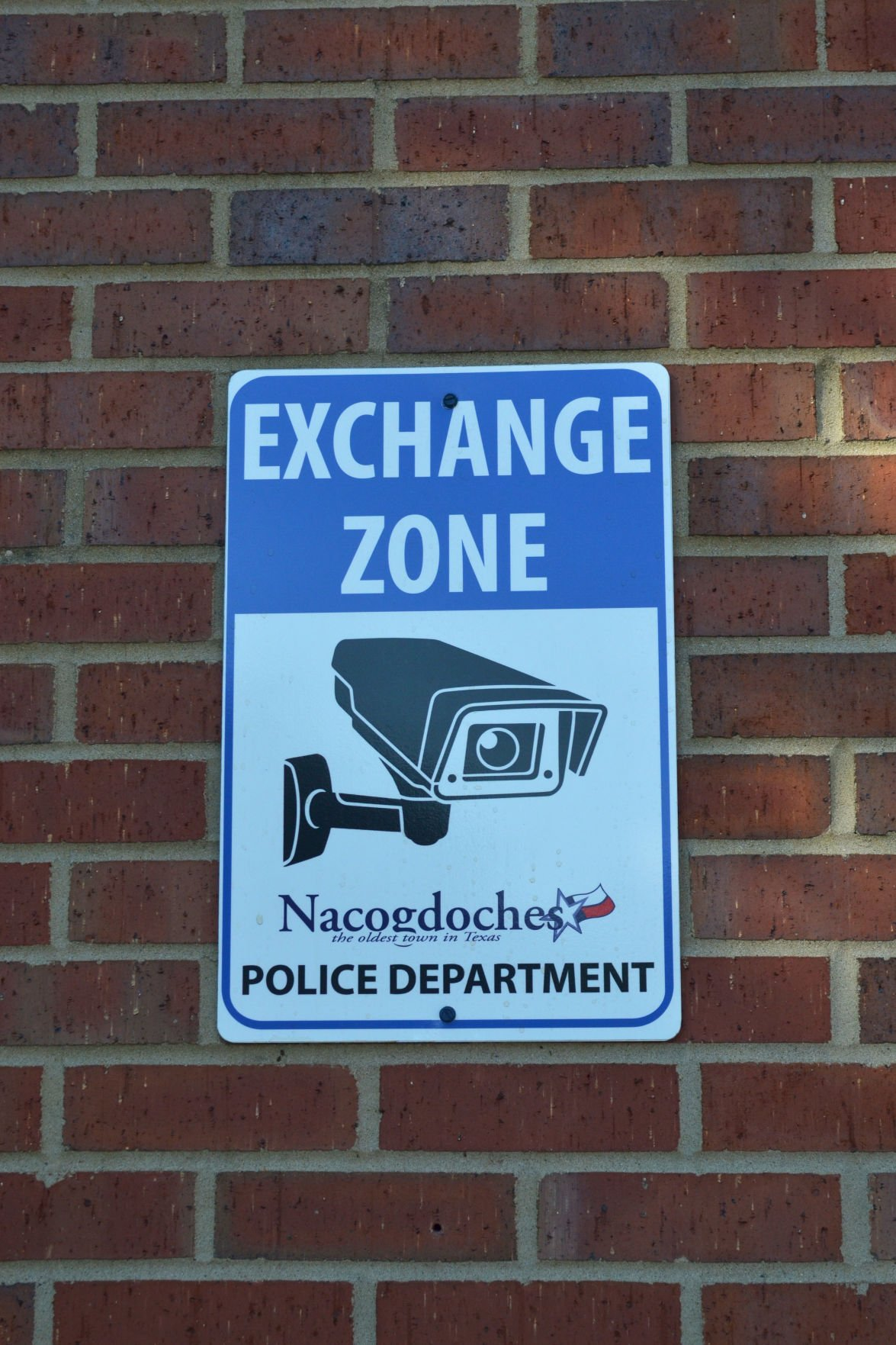 Nac PD designates secure area for exchanges
