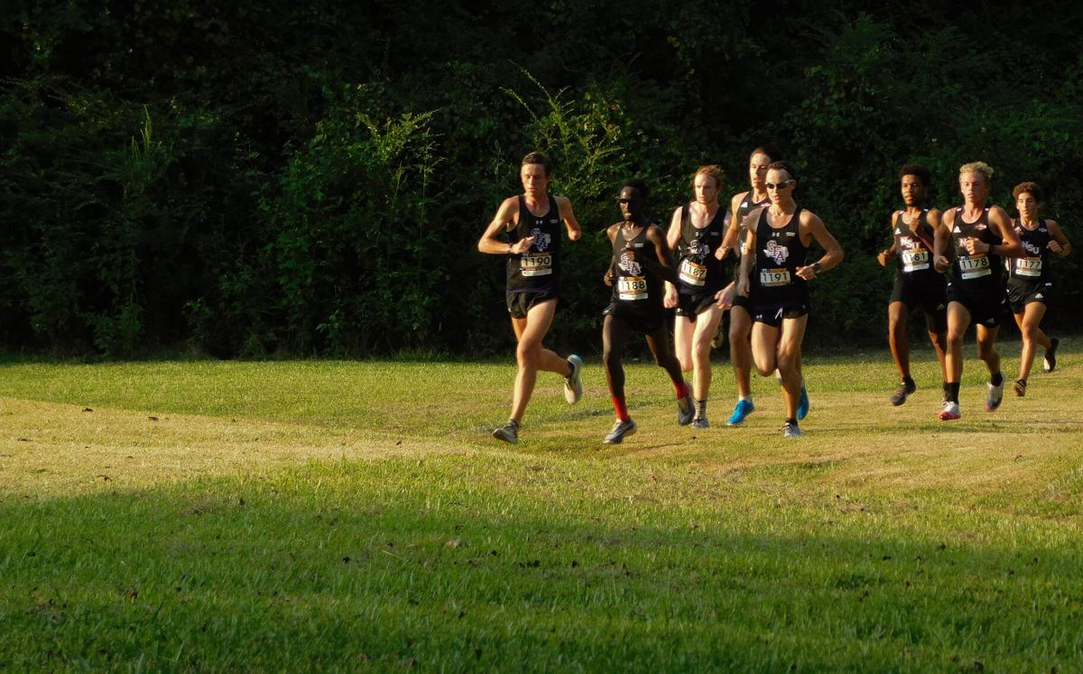 Cross country teams race to the challenge in SFA opener