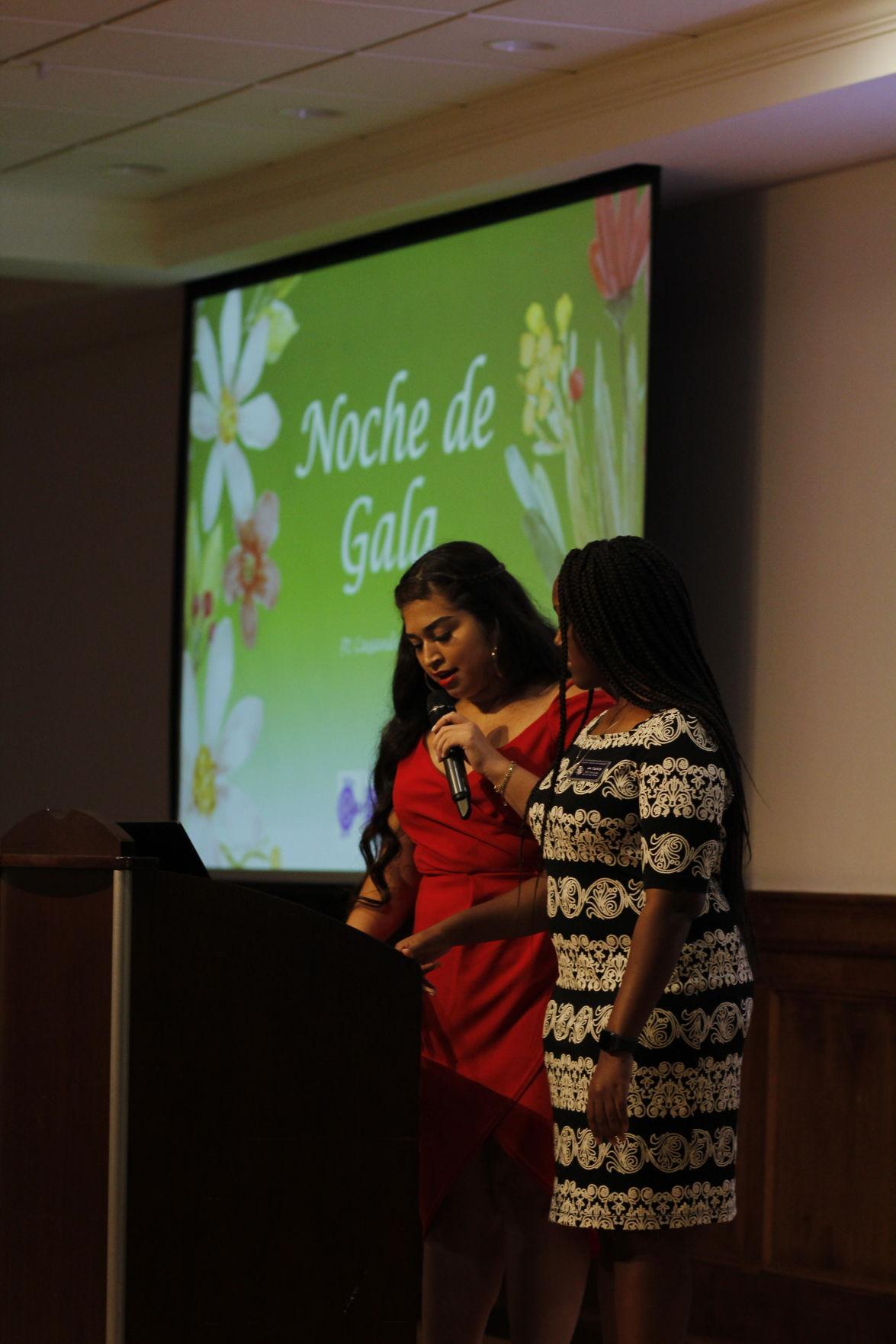 Noche de Gala celebrates Latinx students