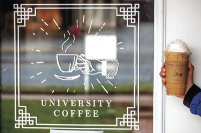 University Baptist Church establishes University Coffee