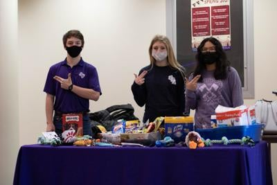 SGA partners with Nacogdoches Animal Shelter for donation drive