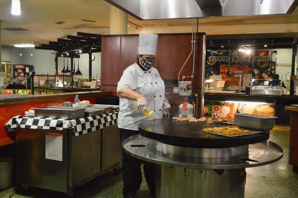 Female chefs featured in Women's History Month pop-up event