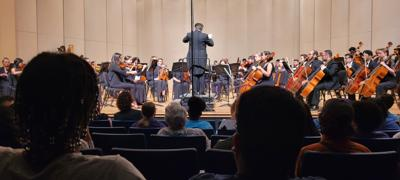 REVIEW: SFA Symphony Orchestra hosts first concert of the semester