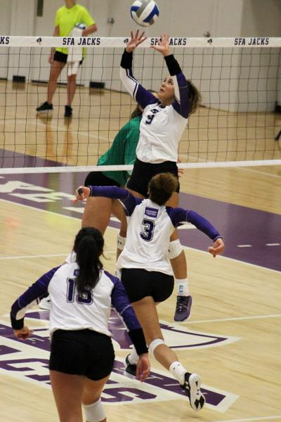 Axes held high for Ladyjack home victories