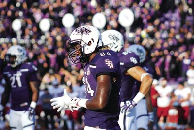 Jacks to play homecoming football game against McNeese