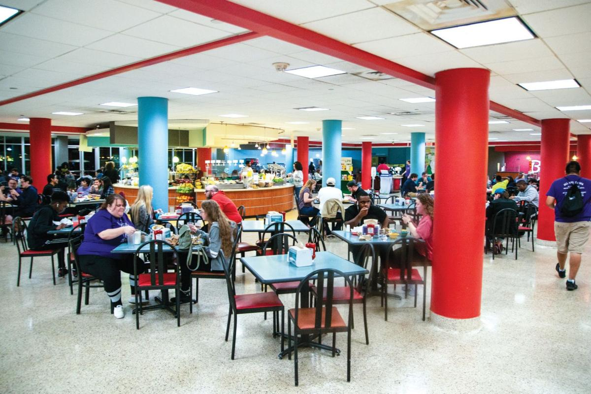 Student Center Dining Hall to undergo renovations in the spring