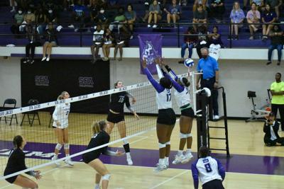 Ladyjacks continue home winning streak after game with ACU