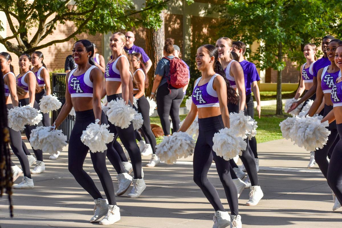 Battle of the Piney Woods send off held near HPE complex