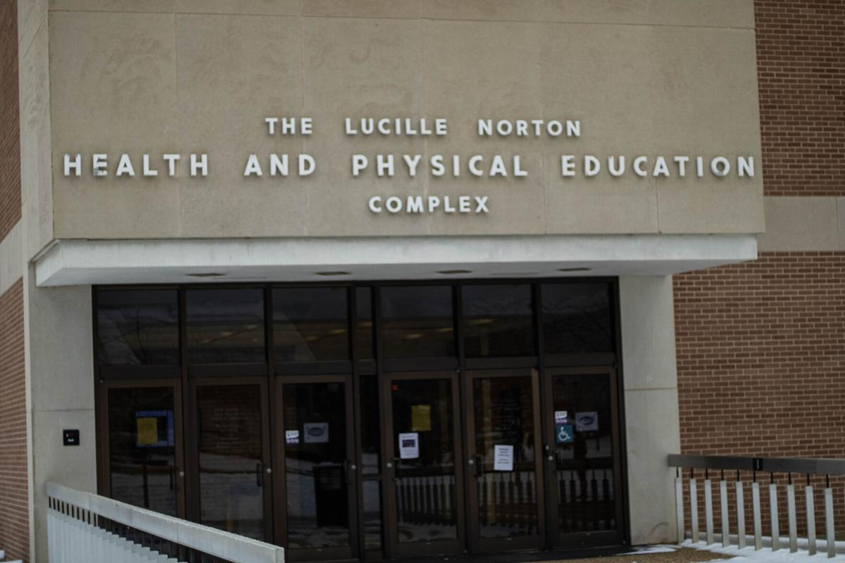 Health and Physical Education Center opens warming center for students