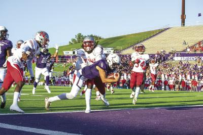 SFA football team travels to play Lamar in Cardinals' homecoming game