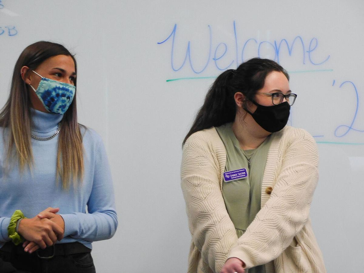 Orientation Leaders selected for Spring 2021