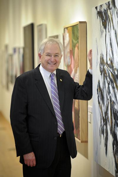 Dr. A.C. 'Buddy' Himes retires as dean of SFA College of Fine Arts