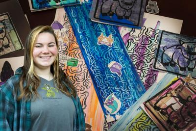 Artist alumna creates Snapchat filter, Nacogdoches related stickers