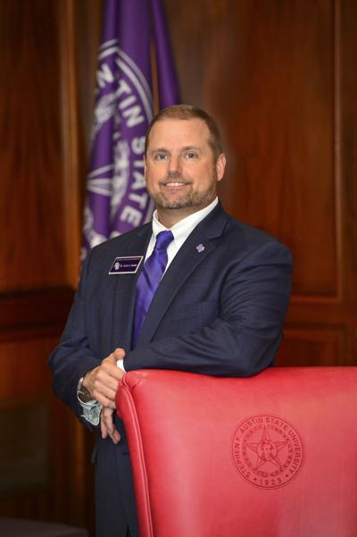 Dr. Scott Gordon confirmed as ninth president of university