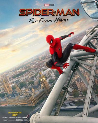 Spiderman Swings into another hit in 'Far From Home'