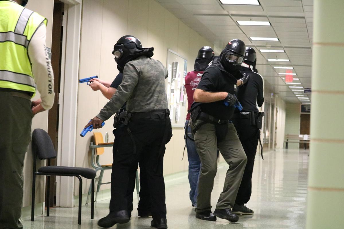 UPD prepares for emergencies with active shooter training