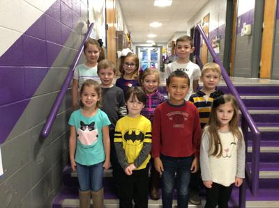 Clyde Riggs Elementary Honor Roll/Citizenship Awards