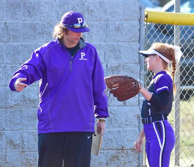 Portland coach Scott Steinbrecher has spent the last two seasons as softball assistant coach. He will take over for the retiring Vanessa Tomlinson as head coach starting in 2021.