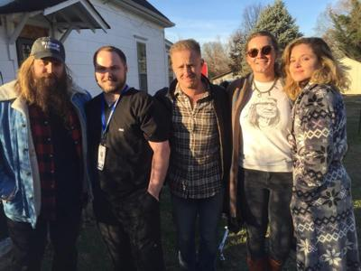 Chris Stapleton music video filmed at Tristar Portland ER