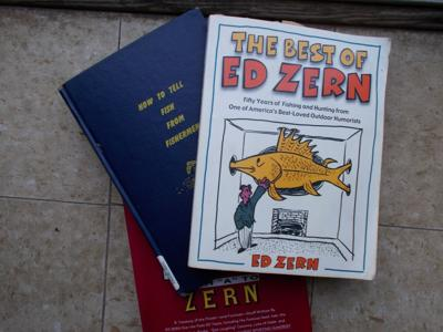 : Ed Zern's humor is timeless.