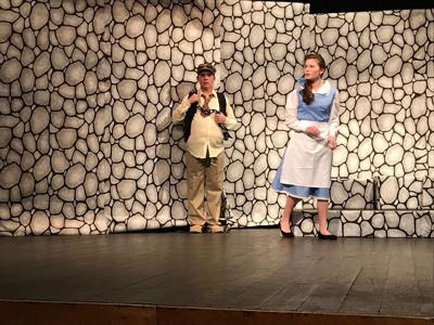 Portland East students take the stage in Beauty and the Beast