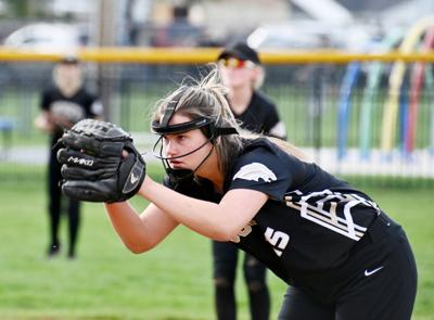 Churubusco Softball shuts out Snider 10-0