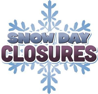 Snow day closures