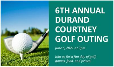 durand courtney golf outing