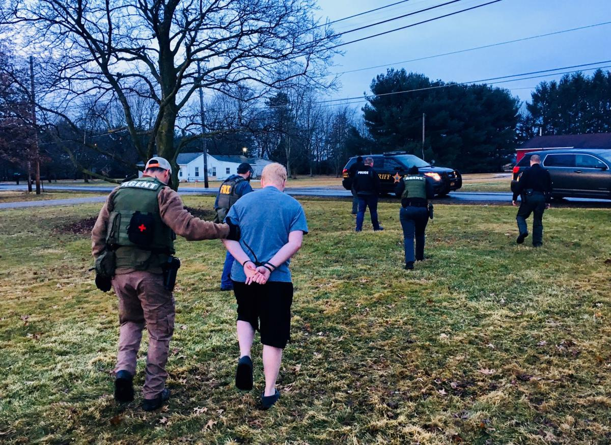 Feds indict 13 in multi-agency drug bust | Area News